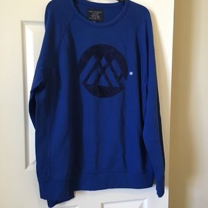 NWOT American Eagle Outfitters Blue Sweatshirt